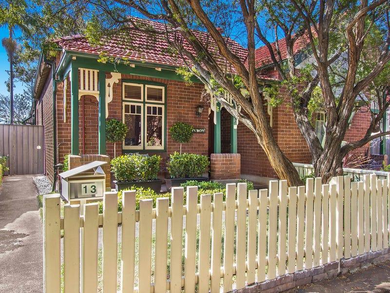 13 Woodbury Street, Marrickville, NSW 2204