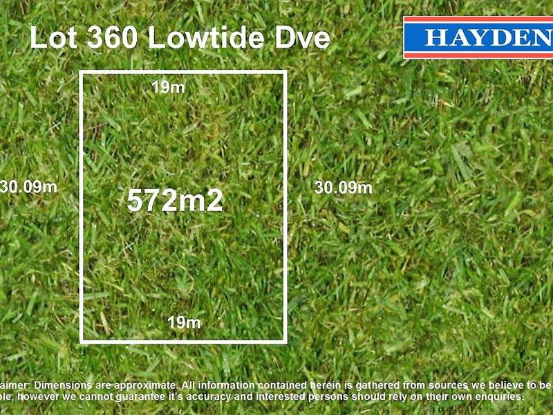 Lot 360 Lowtide Drive, Torquay, Vic 3228