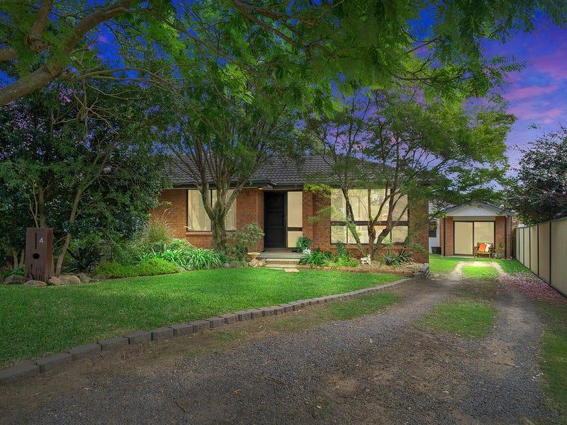 4 Lever Close, Thornton, NSW 2322
