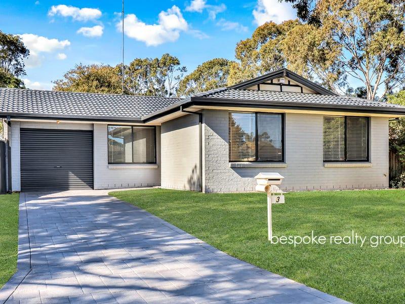3 Bellwood Close, Werrington, NSW 2747