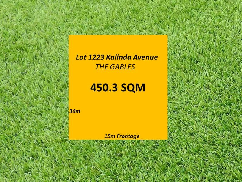 Lot1223/ 5 Kalinda Avenue, Box Hill, NSW 2765