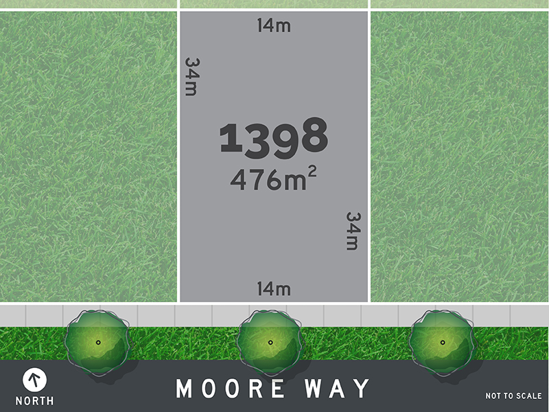Lot 1398, Moore Way, Lucas, Vic 3350