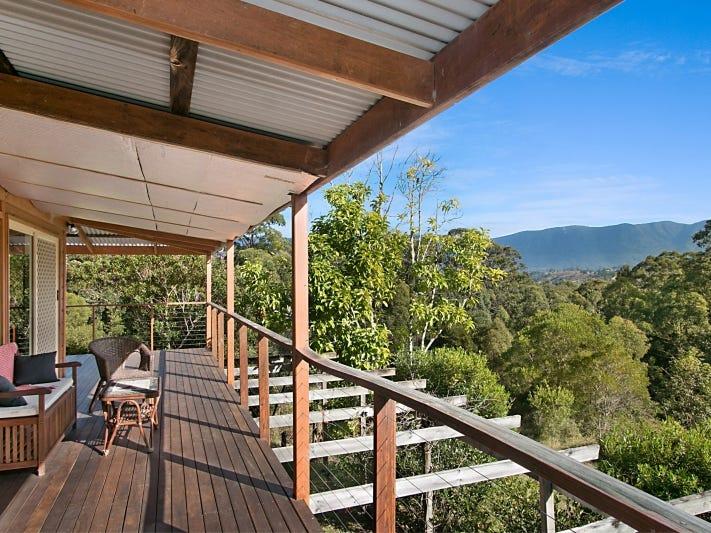54 Tyalgum Ridge Road, Tyalgum, NSW 2484