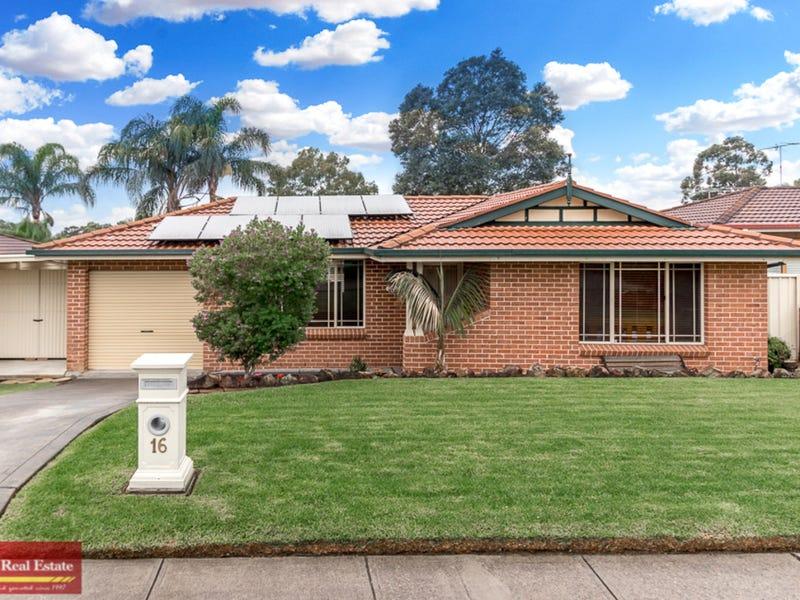 16 Gregory Street, Glendenning, NSW 2761