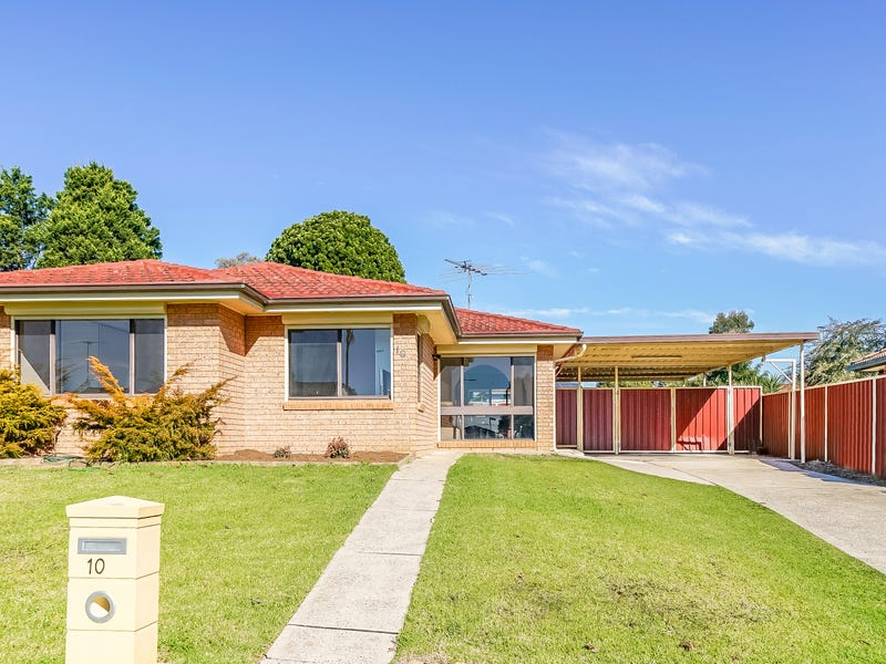 10 Hamlet Crescent, Rosemeadow, NSW 2560