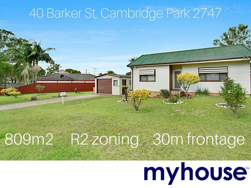 40 Barker St, Cambridge Park, NSW 2747