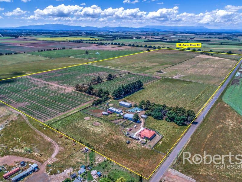 94 Green Rises Road, Cressy, Tas 7302
