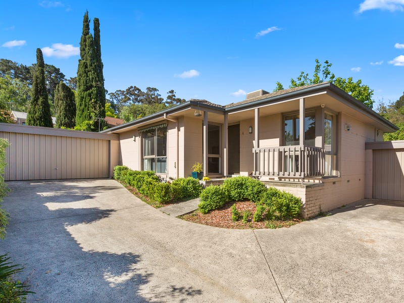 4/181 Bedford Road, Ringwood East, Vic 3135