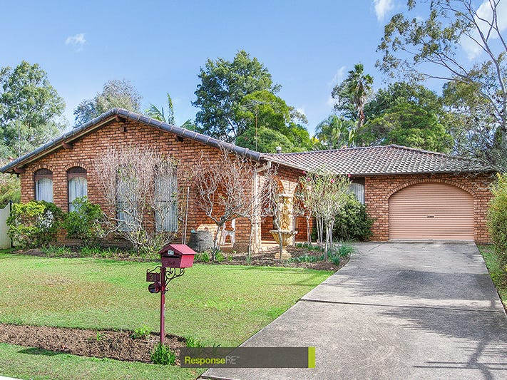 31 Cropley Drive, Baulkham Hills, NSW 2153