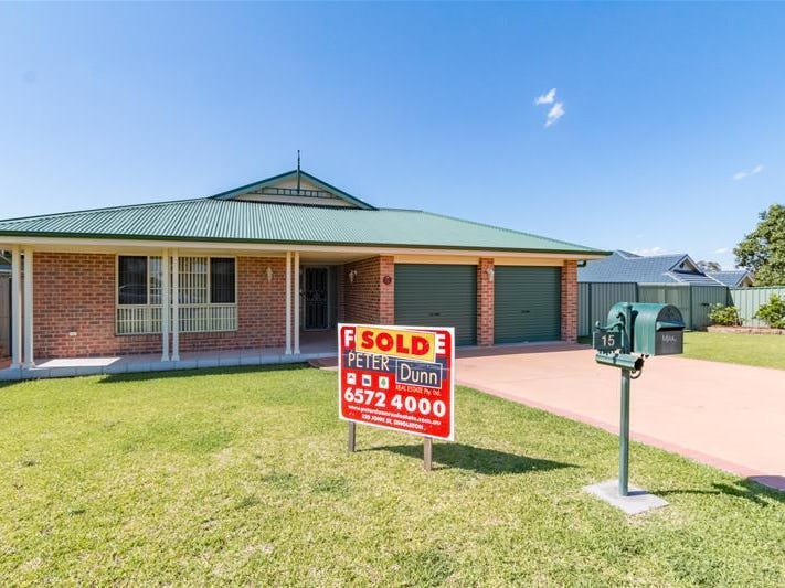15 Partridge Place, Singleton, NSW 2330