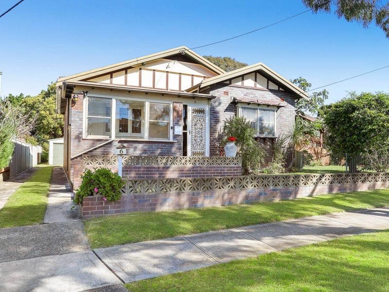 6 Myers Street, Sans Souci, NSW 2219