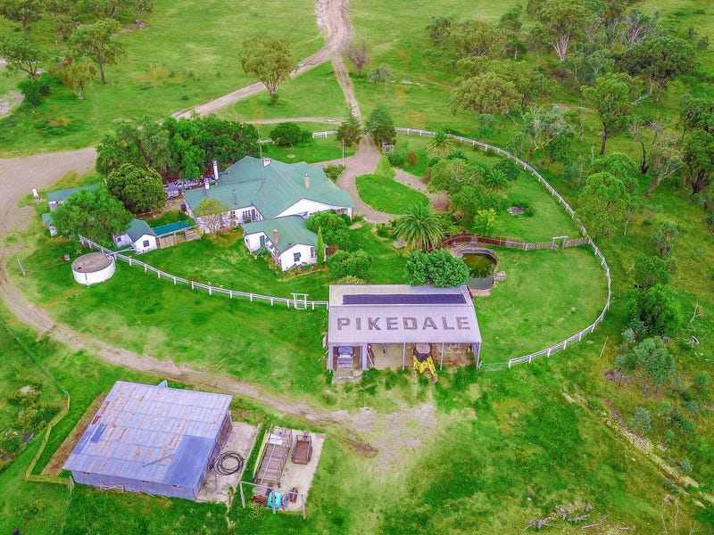 ' Pikedale ', Stanthorpe, Qld 4380