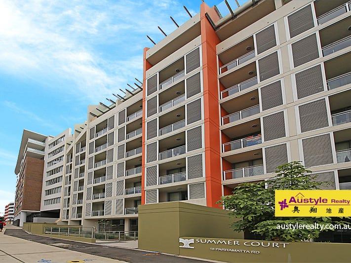 602A/18 Parramatta Rd, Strathfield, NSW 2135