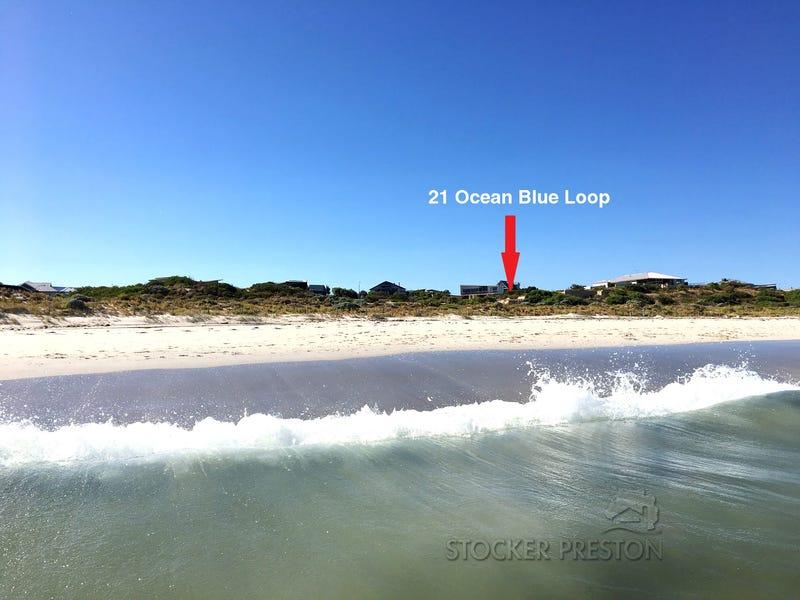 21 Ocean Blue Loop, Peppermint Grove Beach, WA 6271