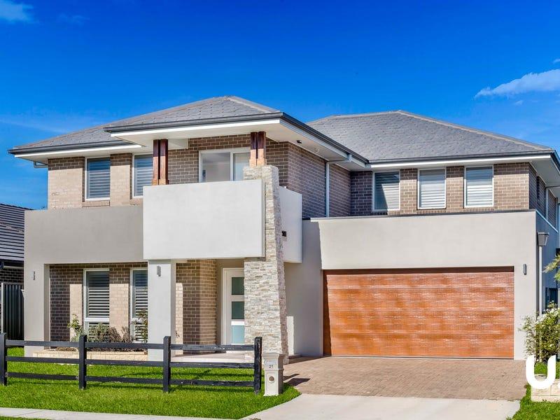 21 Pennyroyal Boulevard, Denham Court, NSW 2565