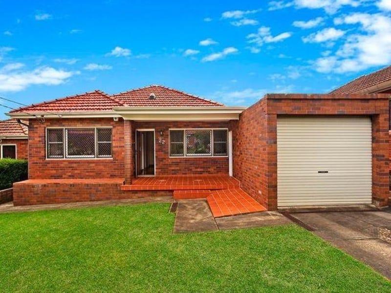 22 Lyla Street, Narwee, NSW 2209