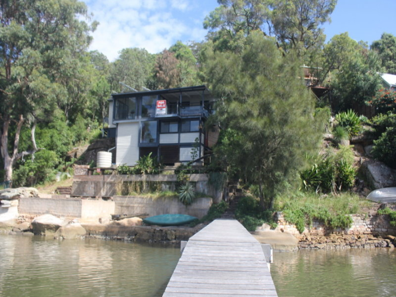 Lot 5 Coba Point, Berowra Waters, NSW 2082