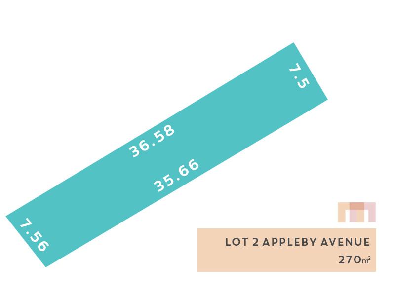 Lot 2, Appleby Road (Morphettville), Morphettville, SA 5043