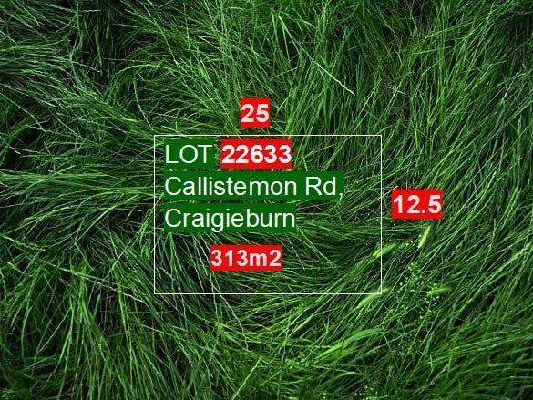 LOT/22633 Callistemon Road, Craigieburn, Vic 3064