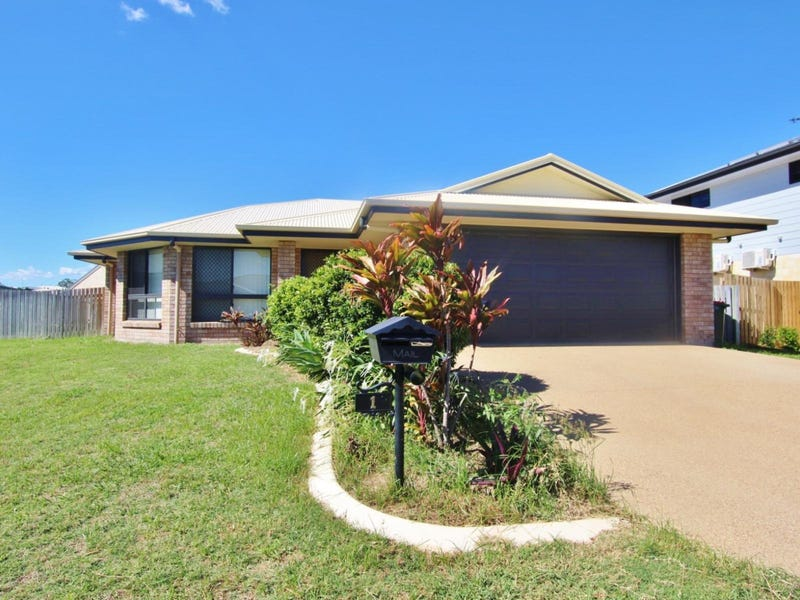1 Stark Place, Gracemere, Qld 4702