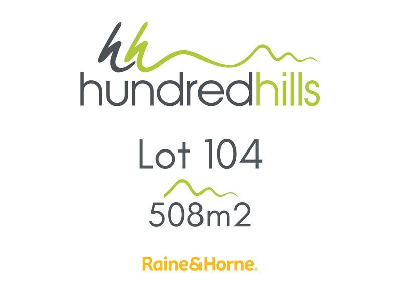 Lot 104, 98 Old Lismore Road, Murwillumbah, NSW 2484