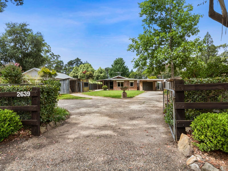 2639 Bells Line of Road, Bilpin, NSW 2758