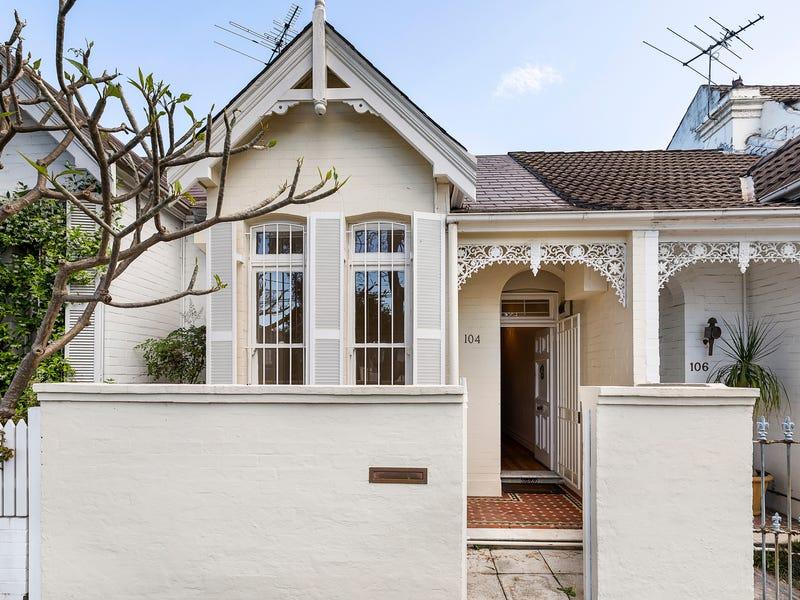 104 Fletcher Street, Woollahra, NSW 2025