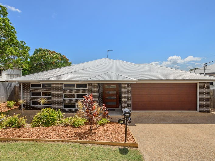 28 Scenery Street, West Gladstone, Qld 4680