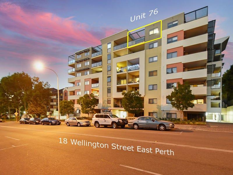 76/18 Wellington Street, East Perth, WA 6004