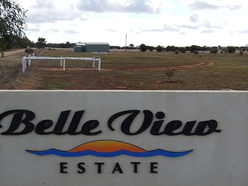 Belle View Estate, Lipson, SA 5607