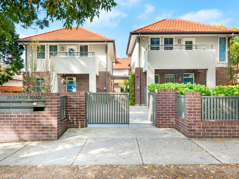 6/25-27 Ryde Road, Hunters Hill, NSW 2110