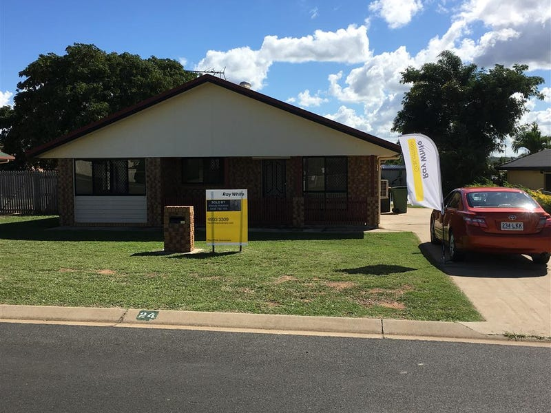 24 Bland Street, Gracemere, Qld 4702