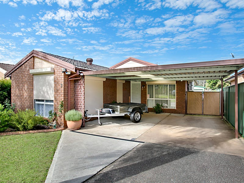 3 Dalkeith Place, St Helens Park, NSW 2560