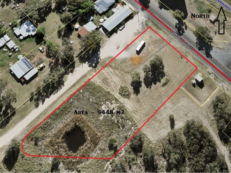 5448 m2 - Warrego Highway, Brigalow, Qld 4412