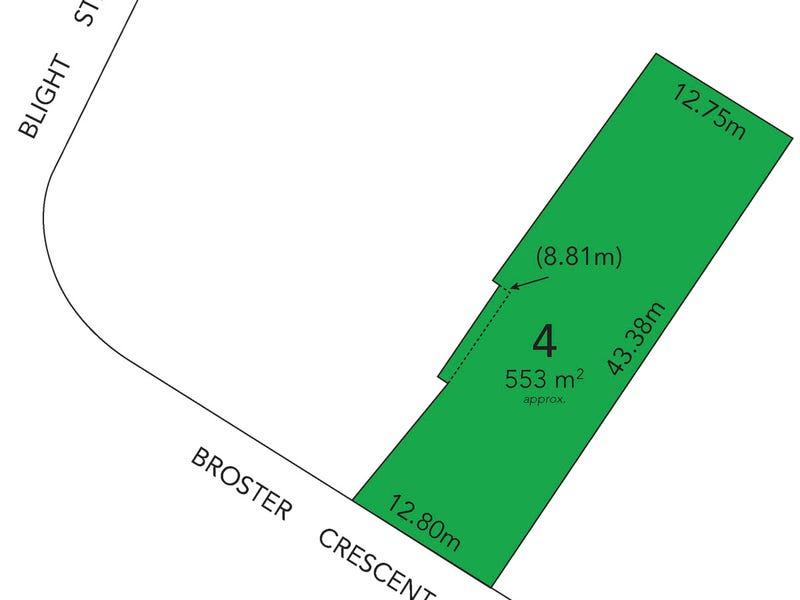 52 & 54 Broster Crescent, Davoren Park SA 5113