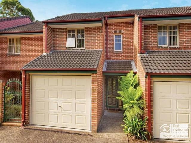 11/27 Seven Hills Road, Baulkham Hills, NSW 2153