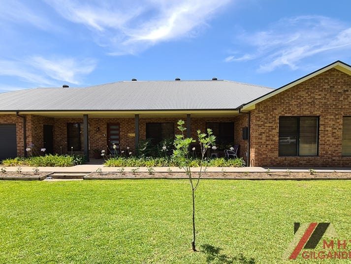 1 Bensley Close, Gilgandra, NSW 2827