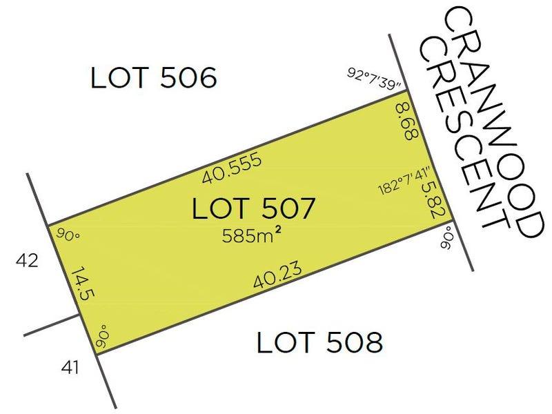 Lot 507, 24 Cranwood Crescent, Viveash, WA 6056