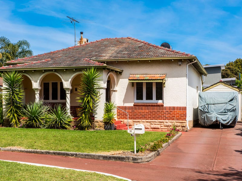 21 Walter Street, East Fremantle, WA 6158