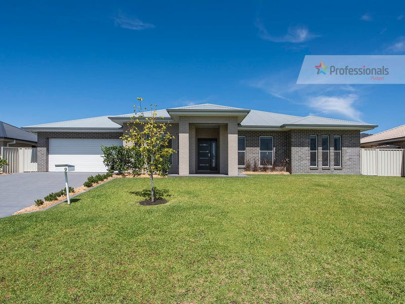 9 Bellevue Road, Mudgee, NSW 2850