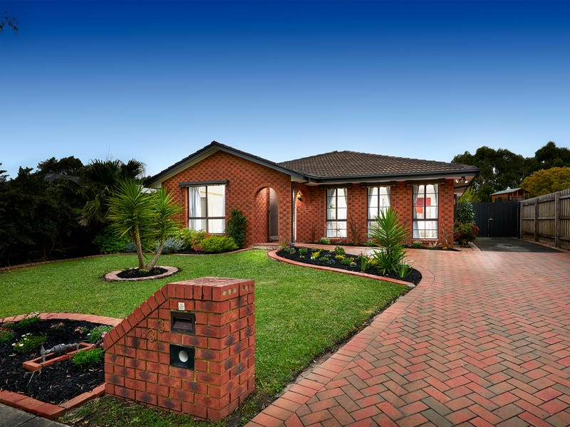 33 Bryden Drive, Ferntree Gully, Vic 3156