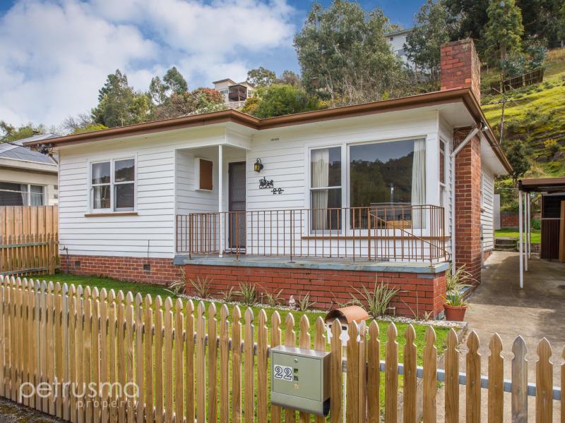 22 Syme Street, South Hobart, Tas 7004