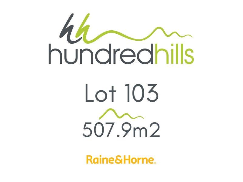 Lot 103, 98 Old Lismore Road, Murwillumbah, NSW 2484