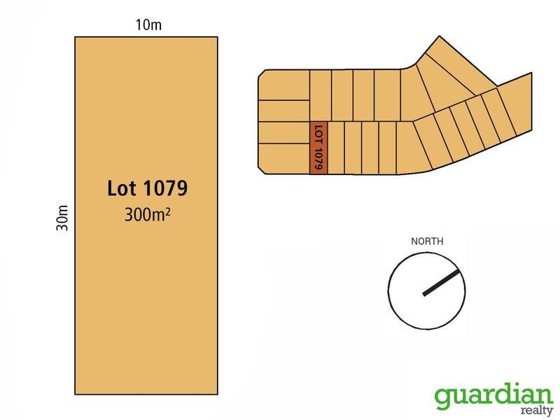 Lot 1079 Galloway Street, Box Hill, NSW 2765