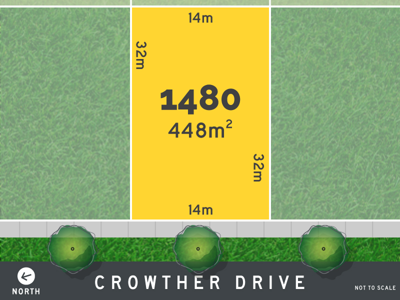 Lot 1480, Crowther Drive, Lucas, Vic 3350