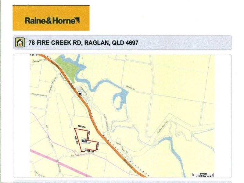 78 Fire Creek Rd, Raglan, Qld 4697