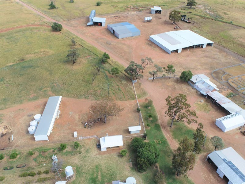 "500 Well Gully Road ""Well Gully"", Mitchell, Qld 4465"