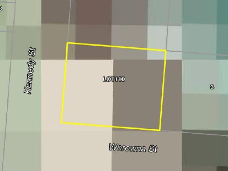 Lot 110, 4 Kennedy Street, Camooweal, Qld 4828