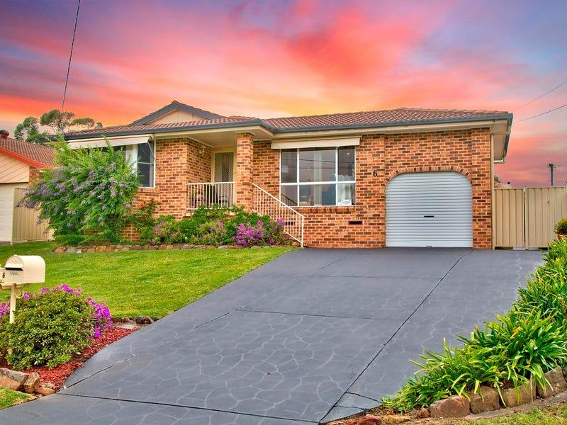 6 Scarborough Place, Bateau Bay, NSW 2261