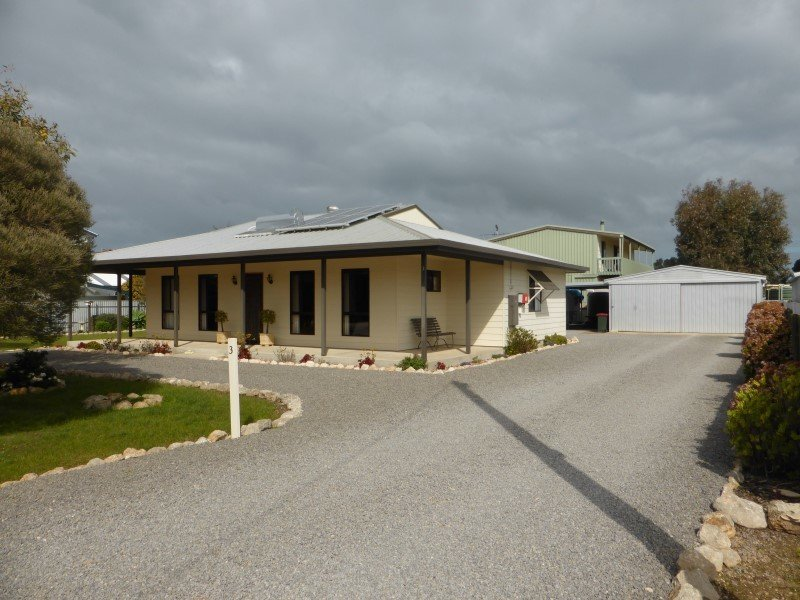 3 Fourth Street, Wool Bay, SA 5575